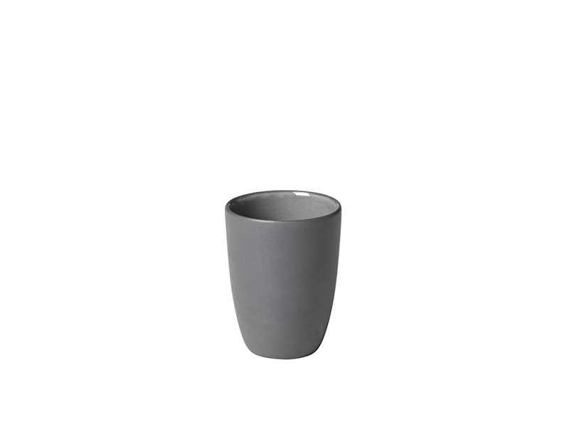 Tisvilde Espressokopp 6cl Grå Porslin
