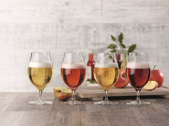 Cider Glass Set/4 Special Glasses (3)