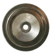 Anath vägglampa - Antique silver