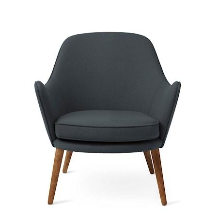 Dwell Lounge Chair Petrol Hero