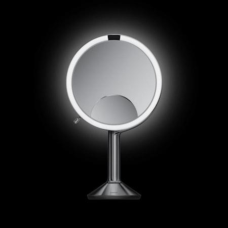 Sensor Spegel Trio Rostfritt Stål