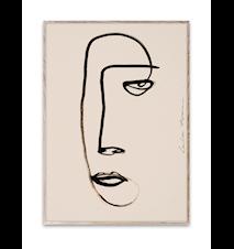 Serious Dreamer Poster 30x40 cm