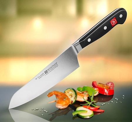 KitchenSurfer Kockkniv 16 cm