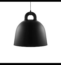Bell Lampa Svart Large