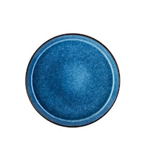 Gastro Tallrik Ø 27 cm Svart/Mörkblå