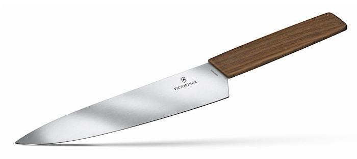 Swiss Modern Kockkniv 22cm Presentask