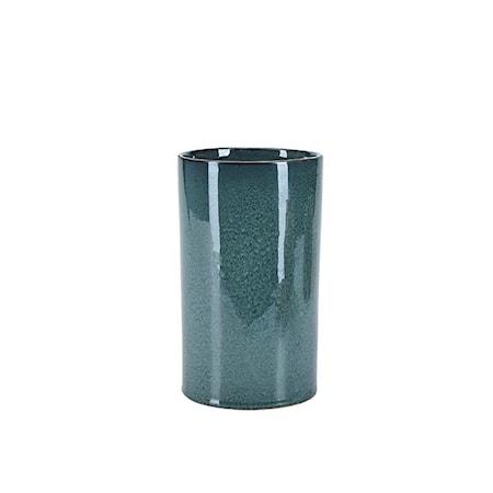 Vase Blå 22 x 12,5 cm