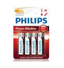 Fashion Power Alkaline AA LR06 4-pak