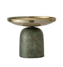 Kynttilänpidike Alu Vihreä Ø13 cm