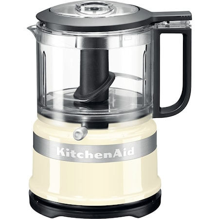 KitchenAid Mini Foodprocessor 0,95 liter Creme