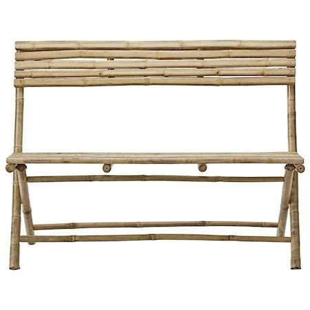 Mandisa Bänk Bambu