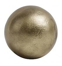 Dekoration Boll Slät Guld