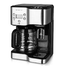 Kaffebryggare Kombo Te/Vatten Svart 1,8L