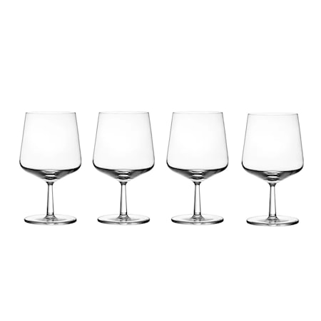 Essence Ølglass 4-pack
