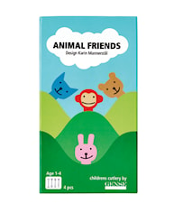 Animal Friends 4 delar
