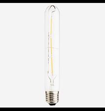 Lámpara LED E27 3W Plata Ø3cm