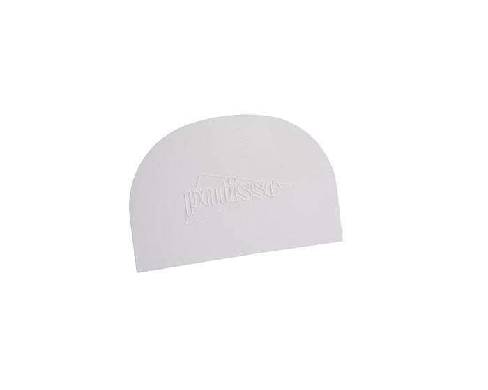 Dejskraber 12cm Hvid plast