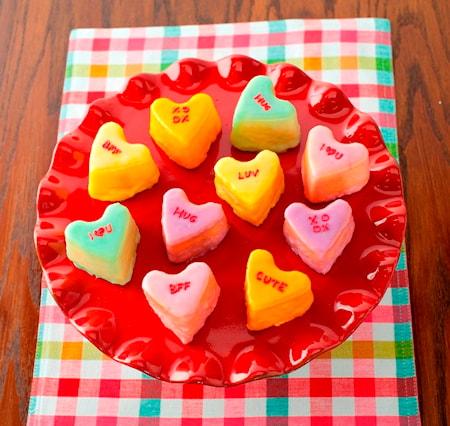 Kakform 6 Formar Hjärta