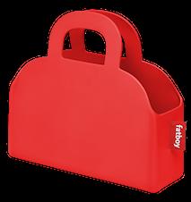 Fatboy® Sjopper-kees Shoppingväska Röd