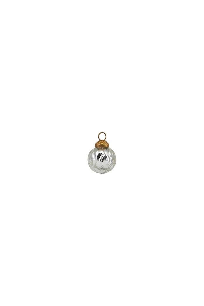 Ornament Thiny 2,5 cm - Sølv