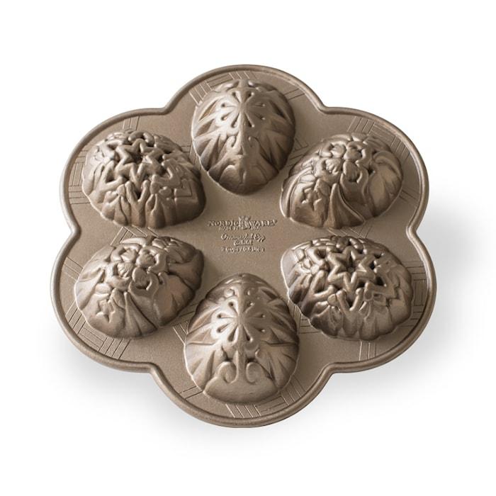 Ornament Eggformet Kakeform
