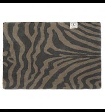 Ovimatto Zebra Harmaa 60x90 cm