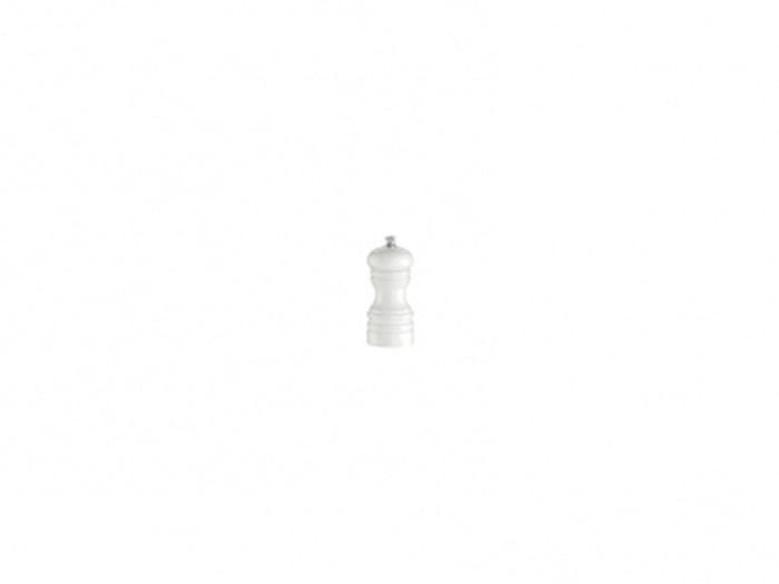 Berlin Pepperkvern 12 cm blank hvit