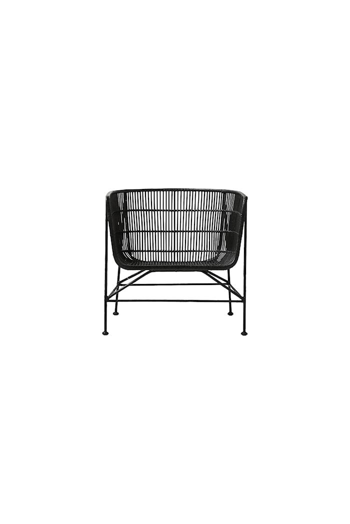 Stol Cuun 70x70 cm Svart