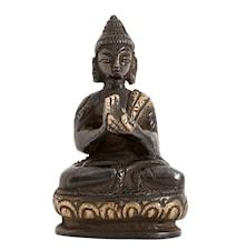 Buddha S 7 cm - musta