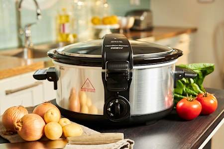 Slow Cooker Stay or Go 5,5 L