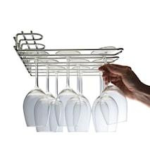Glashängare med 3 spår