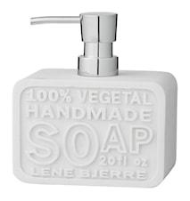 Tvålpump Helen Vit