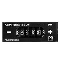 Batteri 10pack Power Alkaline AA