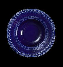 DAISY Syvä lautanen Tummansininen 21 cm