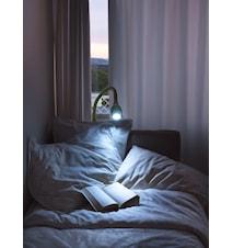 Seed vägglampa – Ljusblå