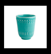 Tasse DAISY turquoise 35 cl