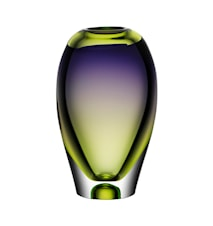 Vision Purple/Green Vaasi 25,5 cm