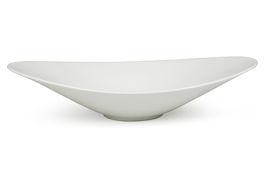 Tallrik oval 32×19 cm