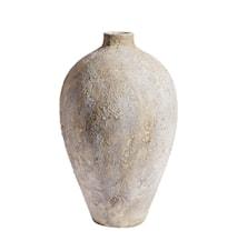 Luna Krukke Grå Terracotta 80x45 cm