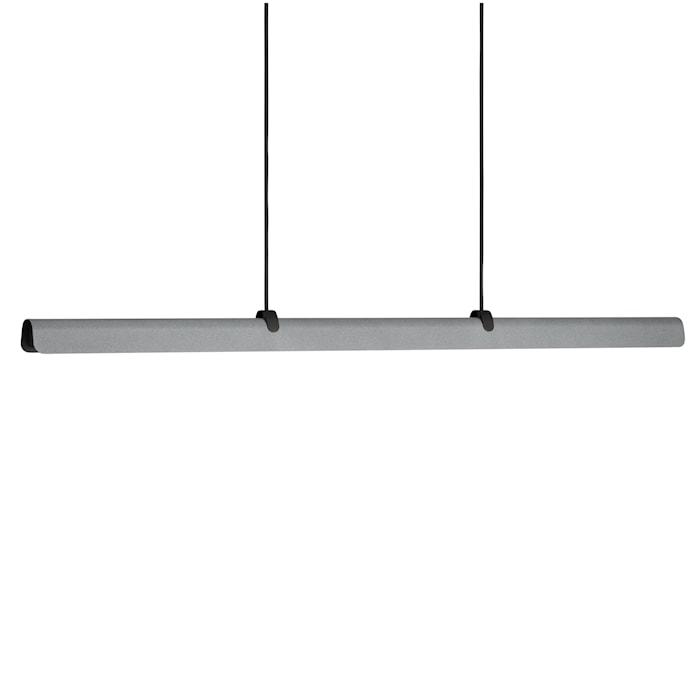 Fold Pendel Antracit/Betongstruktur Linjär 118 cm