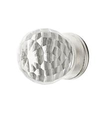 Nobilia Knopp Ø3 cm - Glass/iron
