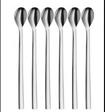 Nuova longdrink-lusikka 22 cm 6-pack