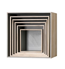 Boîtes Display Build 6 pièces