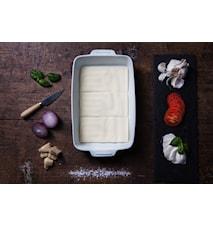 Lasagneform 3 plattor Keramik