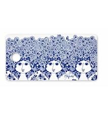 Voileipäalusta, Rosalinde, Sininen, 20x40 cm