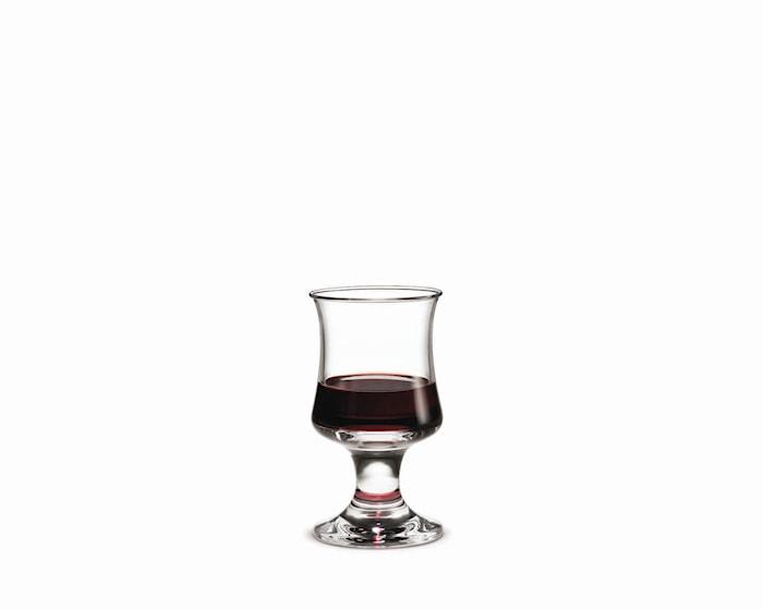 Skibsglas Rödvinsglas klar 25 cl