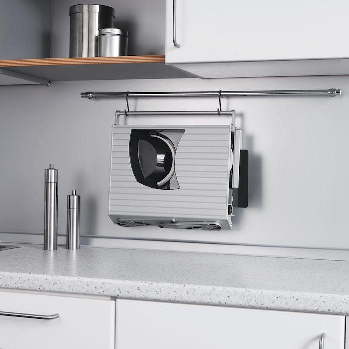 UNA 9 Påleggsmaskin med Taggete Knivblad, Portable
