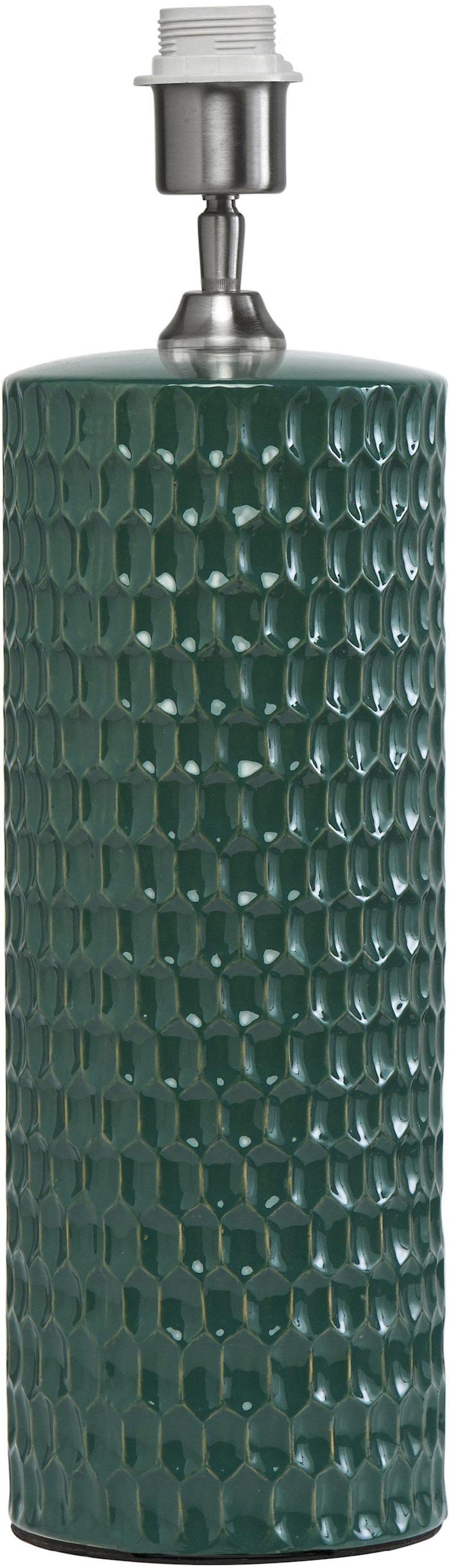 Honeycomb Lampefot Grønn 52cm