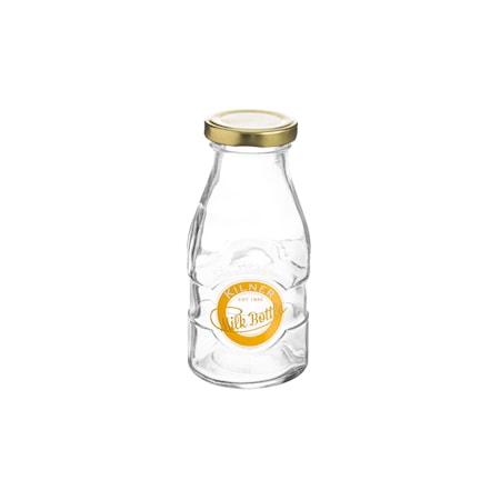 Mjölkflaska med Guldlock 189ml
