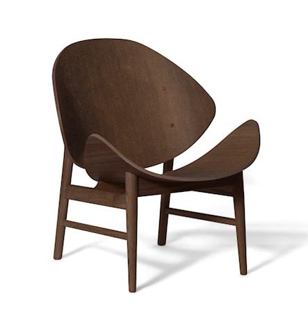 The Orange Lounge Chair Smoked Ek